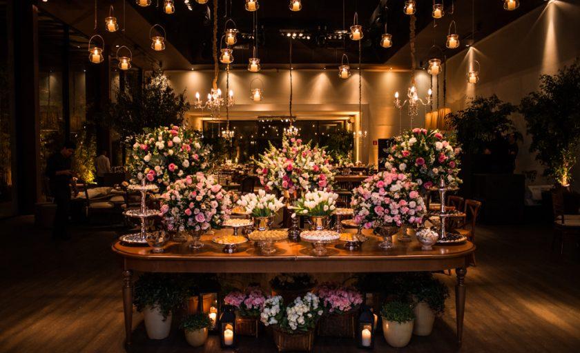 Iluminação do casamento, como escolher?
