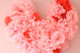 DIY – Flores de papel