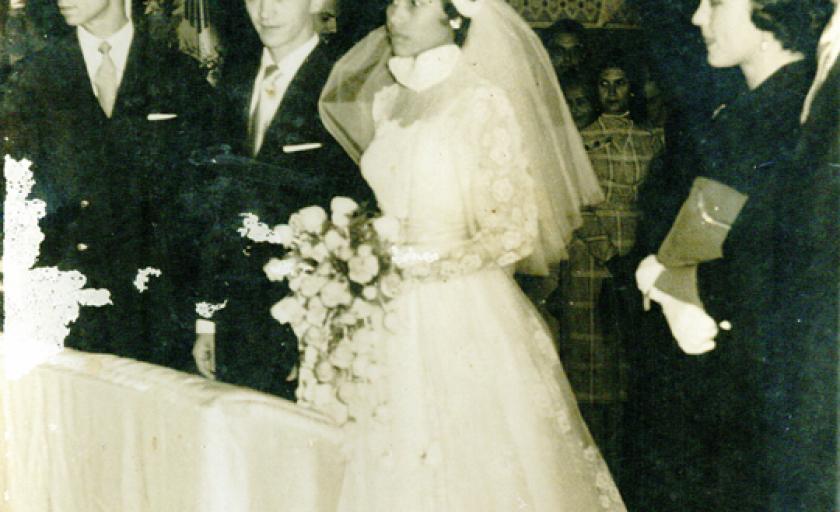 Vestidos vintage – década de 50