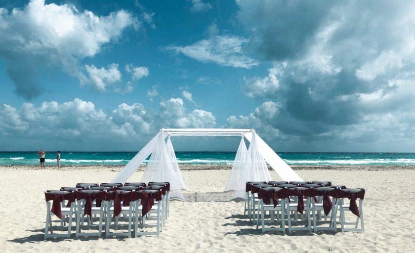 VLOG 1 – DESTINATION WEDDING NO CARIBE (Cancun, Playa del Carmen e Tulum) | Sandos Hotel e Dreams Tulum Hotel