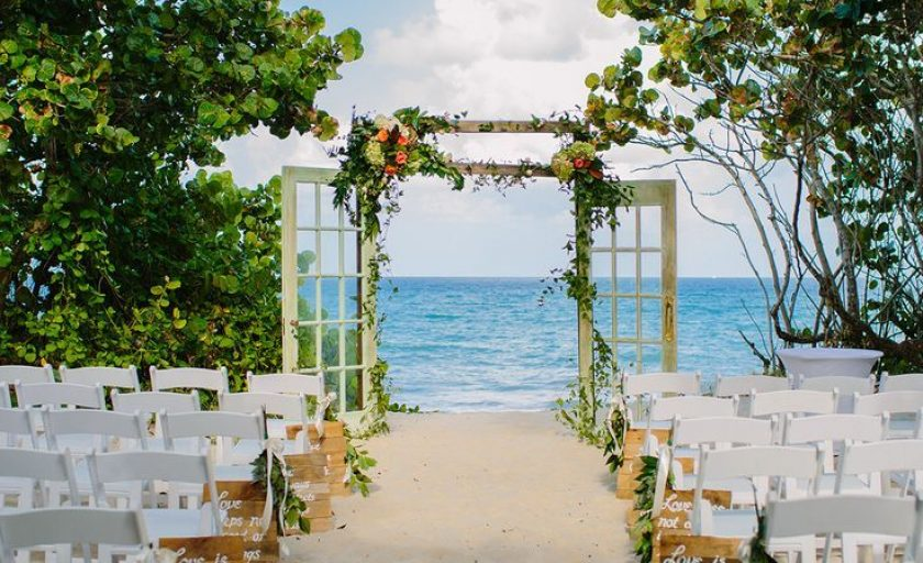 DESTINATION WEDDING – CARIBE