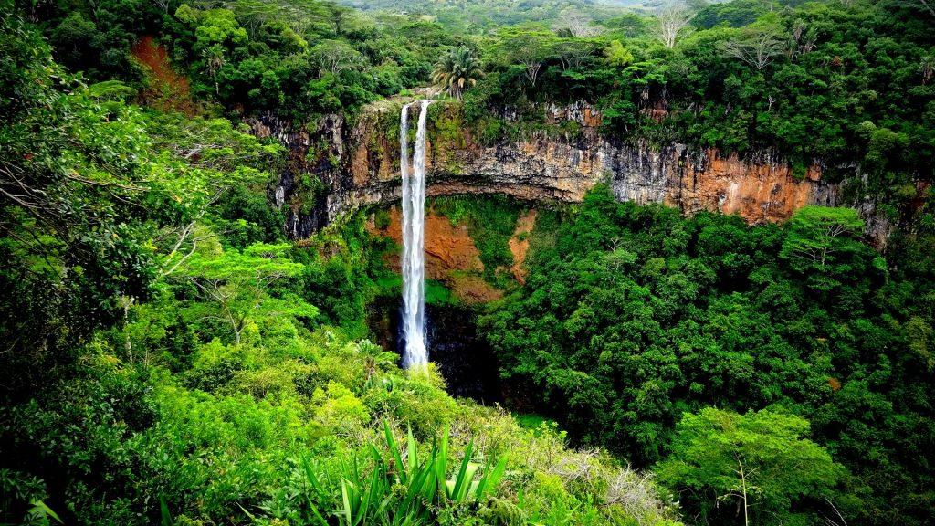 Lua de mel nas Ilhas Mauritius